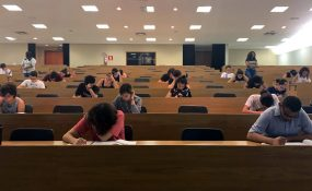 Alunos do COLTEC prestam exame de idiomas TOEIC Bridge