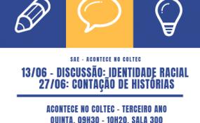 SAE – COLTEC promove discussão sobre identidade racial