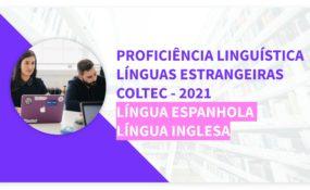 PROFICIÊNCIA 2021 – Inglês e Espanhol