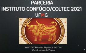Parceria Instituto Confúcio/Coltec 2021